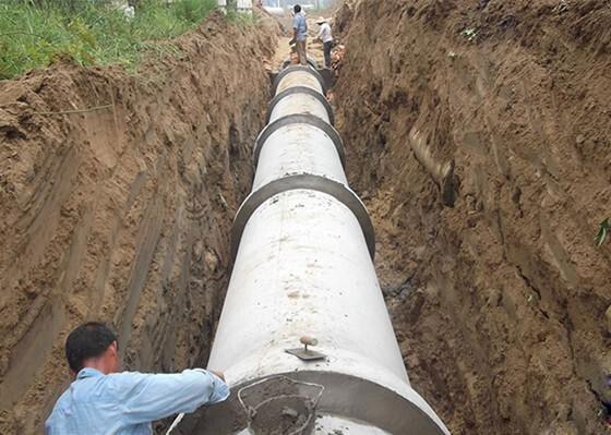 市政排水管道工程,只要是城镇区域内通过管道方式排水的工程,都可以称